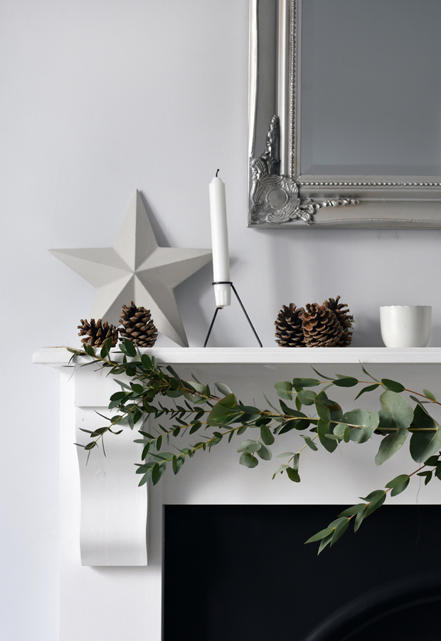 A Simple Christmas | These Four Walls blog