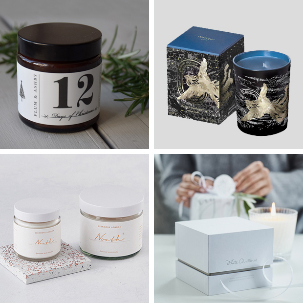 The best Christmas scented candles - frankincense and myrrh | These Four Walls blog