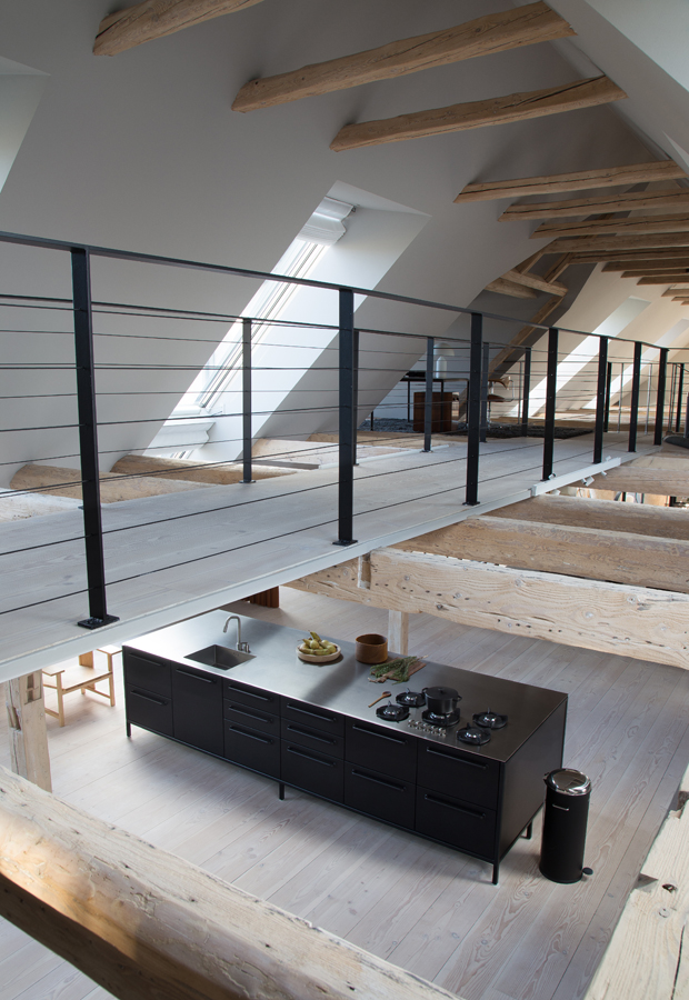 The VIPP Loft | These Four Walls blog