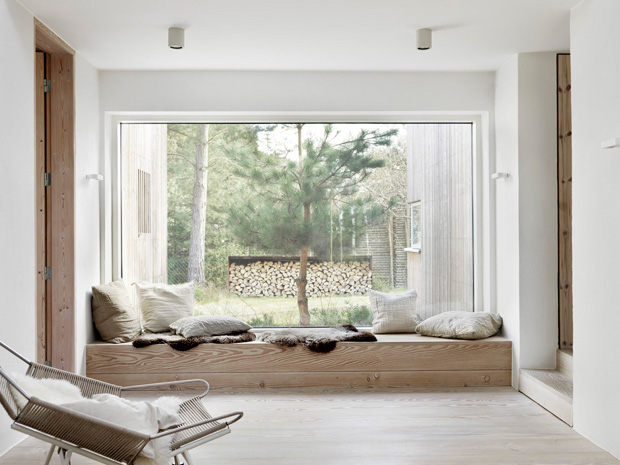 Neutral tones and natural materials in southern Sweden   These Four Walls blog