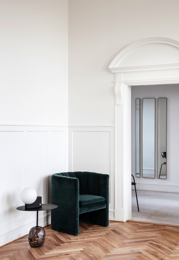 New designs inspired by Copenhagen's iconic Royal Hotel | These Four Walls blog