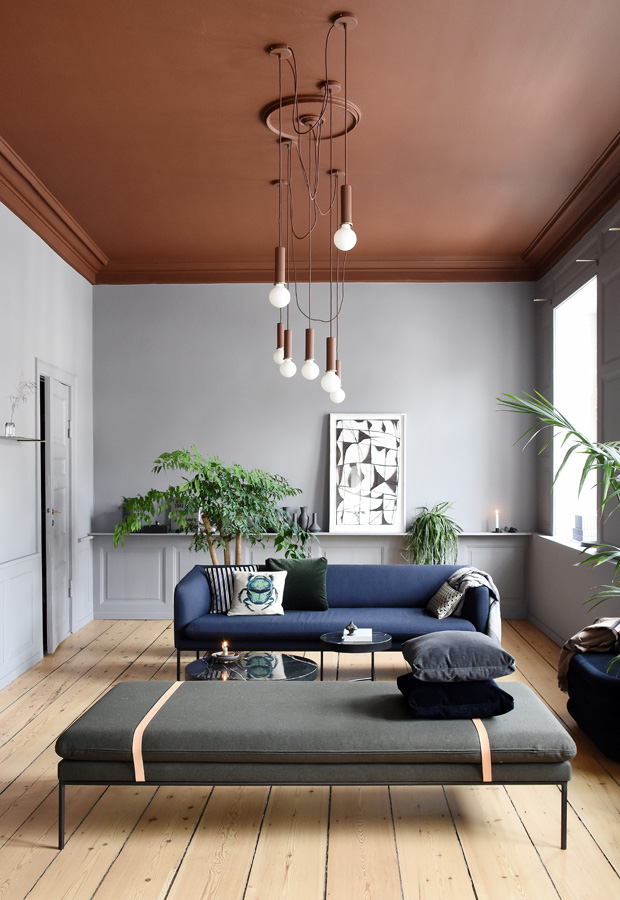 A Visit To The Home By Ferm Living These Four Walls