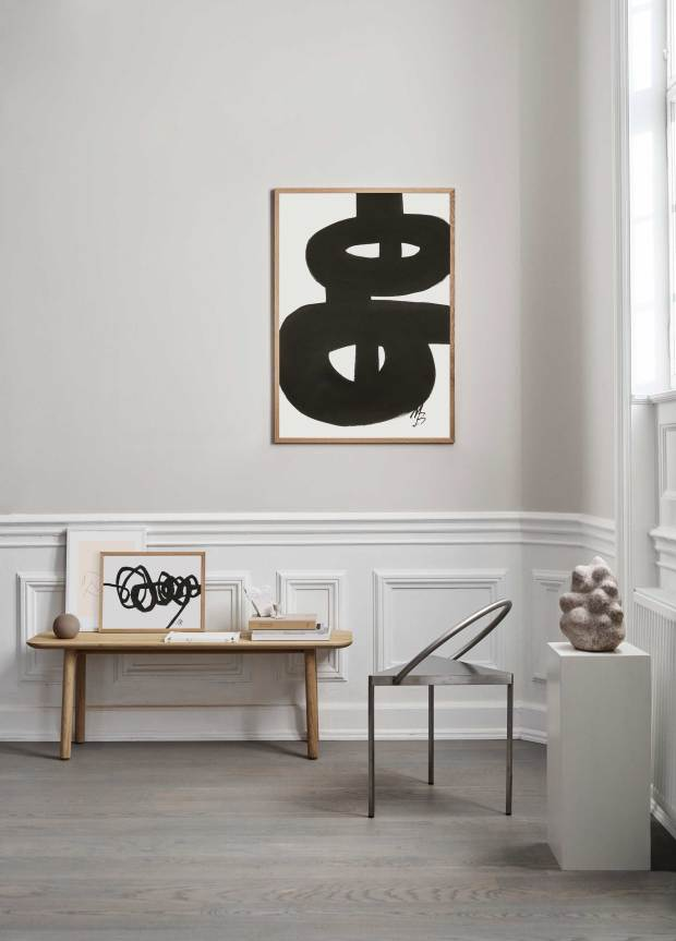 A new collaboration between Poster Club and Malene Birger | These Four Walls blog