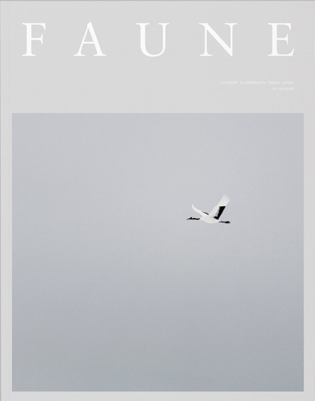 Faune - 10 independent magazines to inspire your travels in 2019 | These Four Walls blog