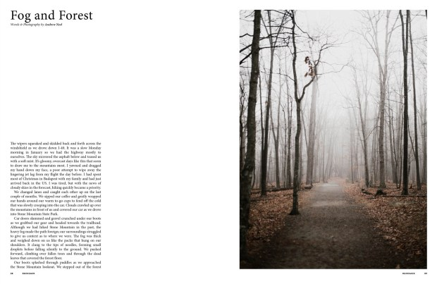 Rucksack - 10 independent magazines to inspire your travels in 2019 | These Four Walls blog