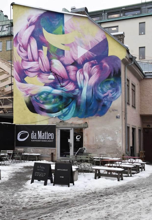 Da Matteo - top tips for a design-led city break in Gothenburg | These Four Walls blog