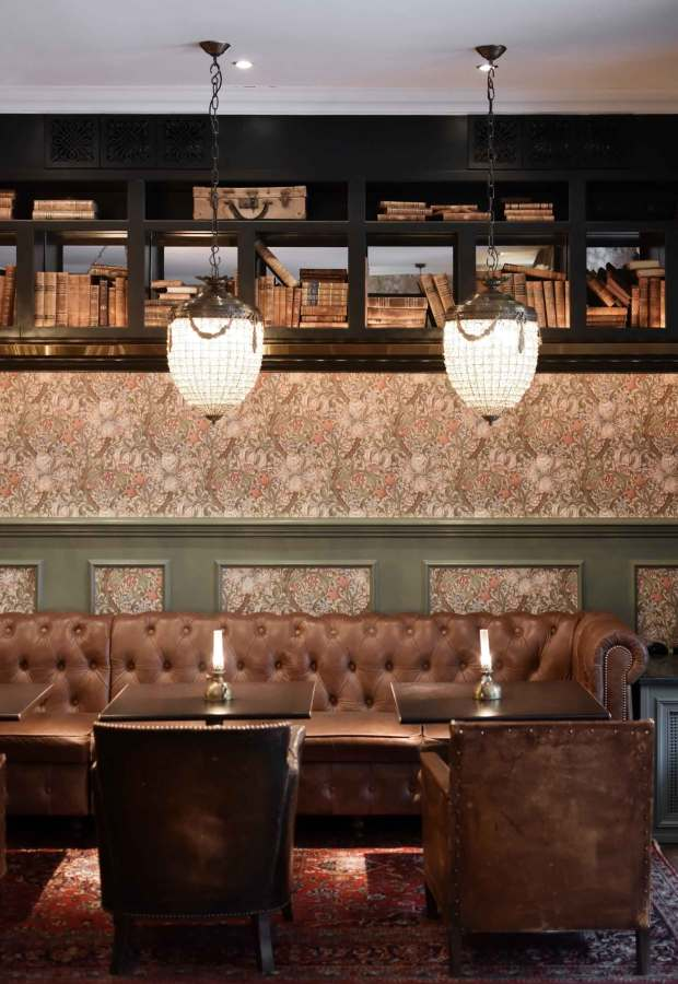 Hotel Pigalle - top tips for a design-led city break in Gothenburg | These Four Walls blog