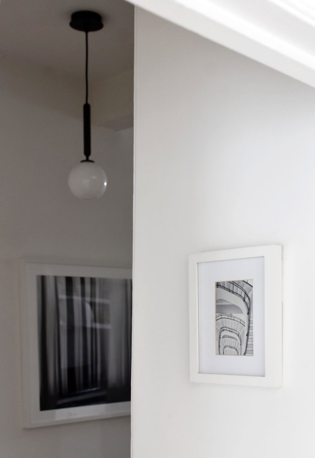 My minimalist hallway makeover - the reveal | These Four Walls blog