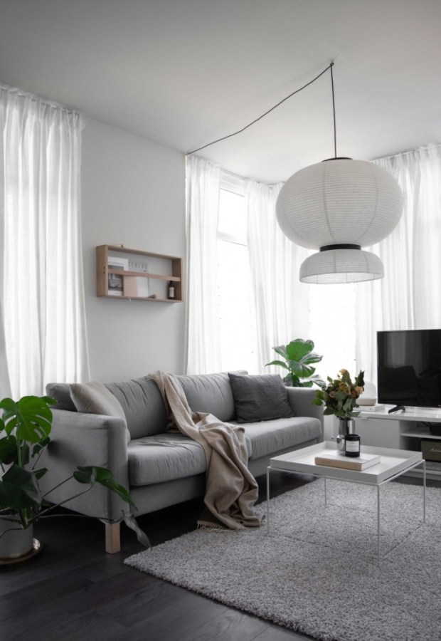 Home Tour A Minimalist Apartment In Vancouver These Four Walls