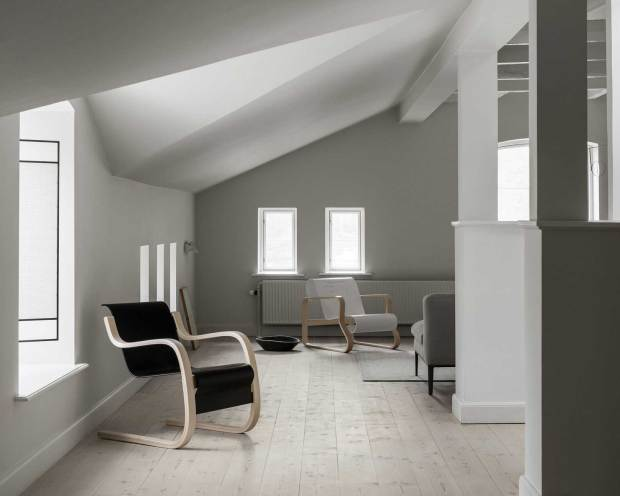 Home tour - a converted stable block in Copenhagen | These Four Walls blog