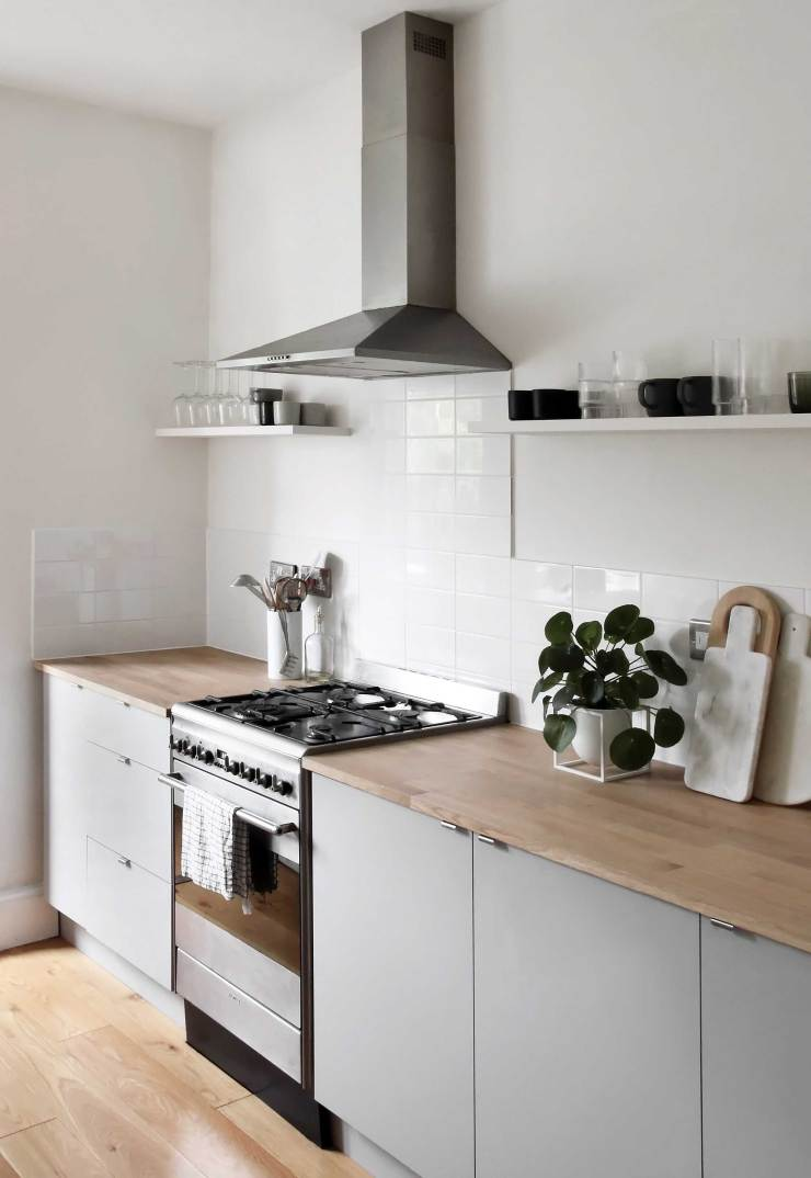 A Guide To Wooden Kitchen Worktops These Four Walls