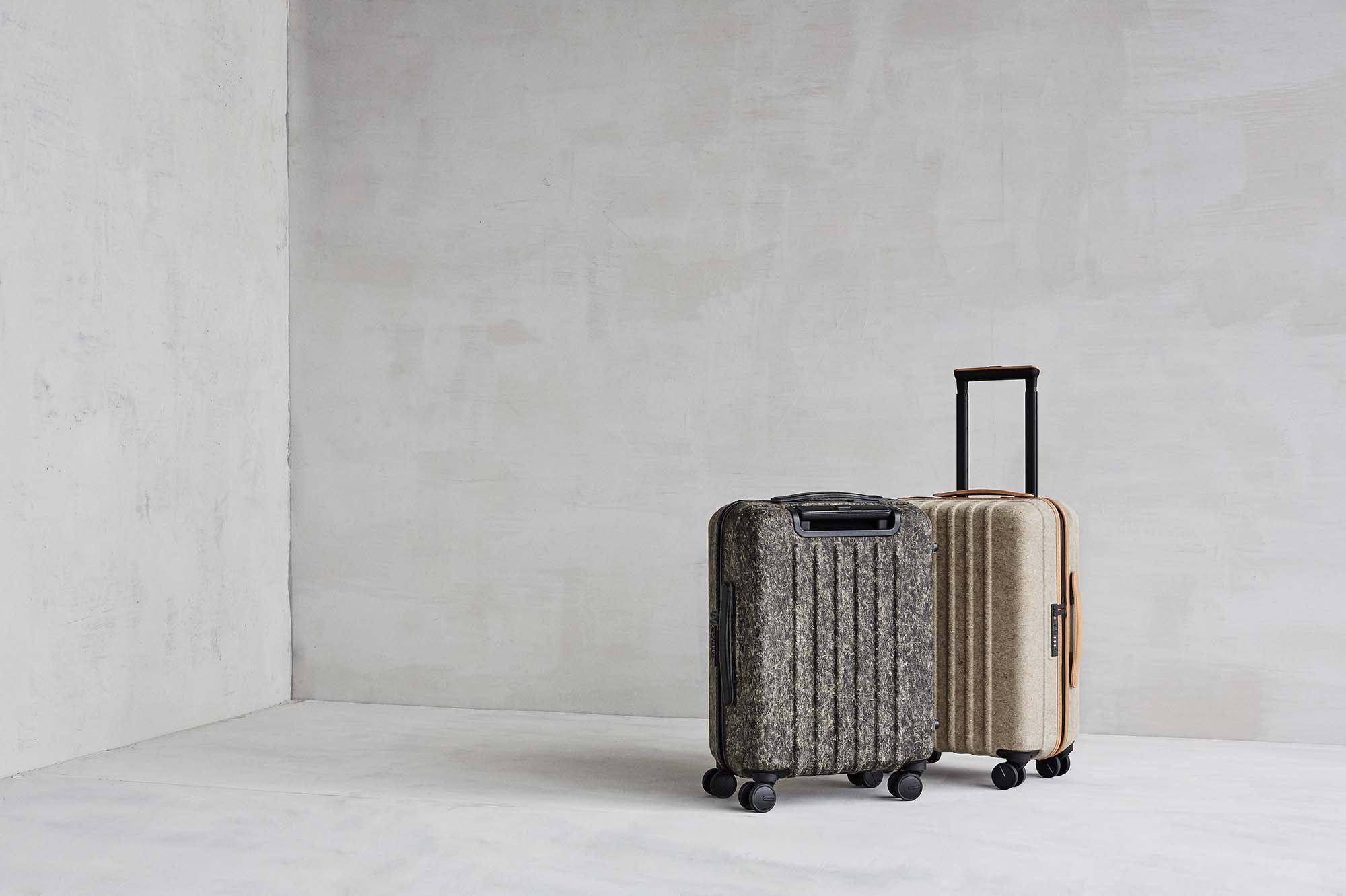 Sustainable suitcases and travel bags from PROJECTKIN | New finds for March 2020 | These Four Walls blog