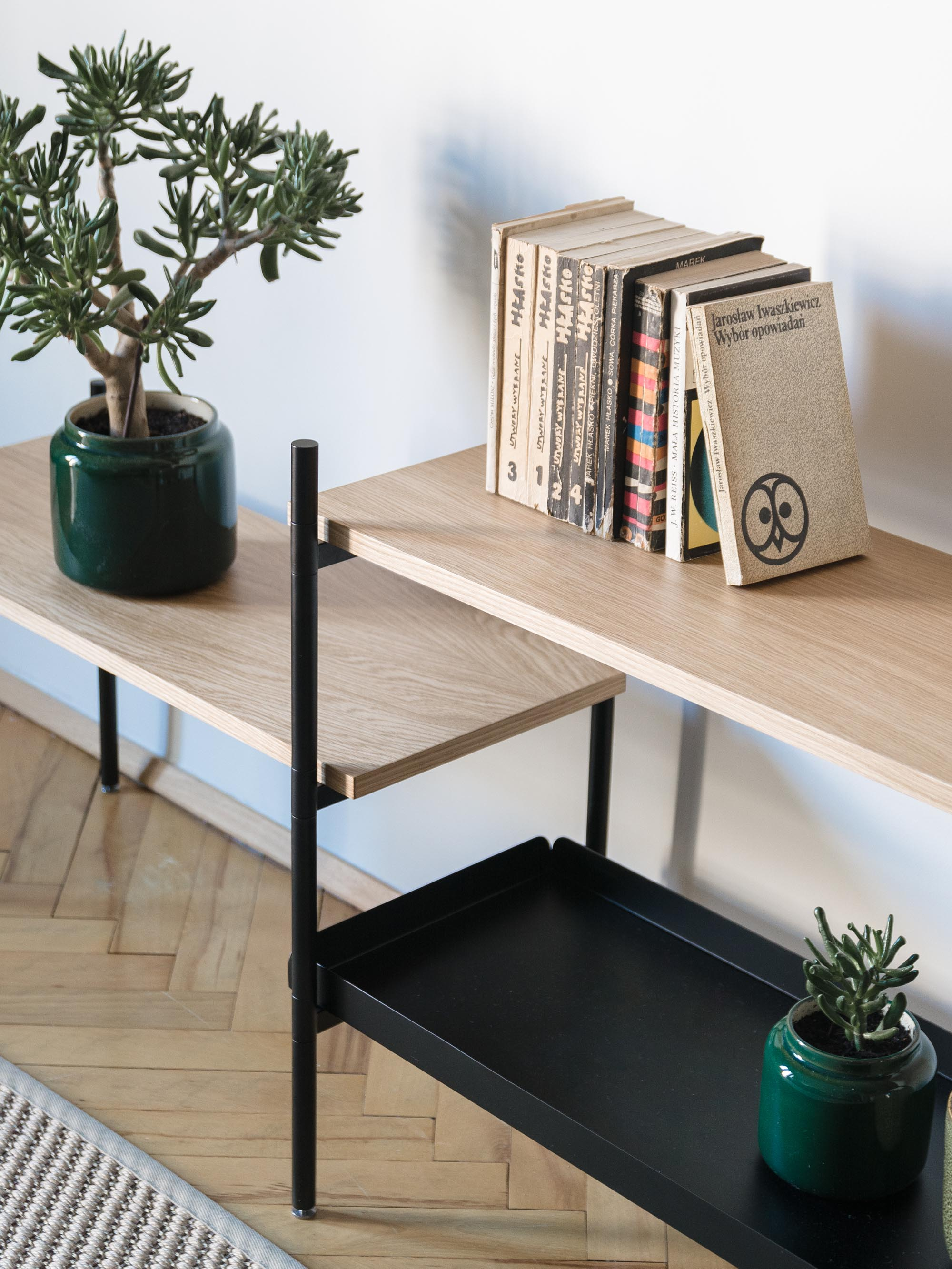 A versatile shelving system from Mleko Living | New finds for March 2020 | These Four Walls blog