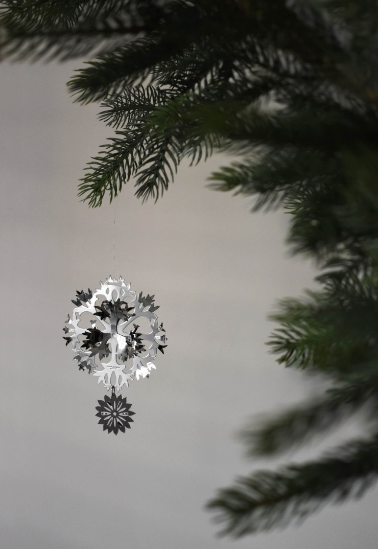 Adding Some Festive Sparkle With Georg Jensen S 2020 Christmas Collectibles These Four Walls