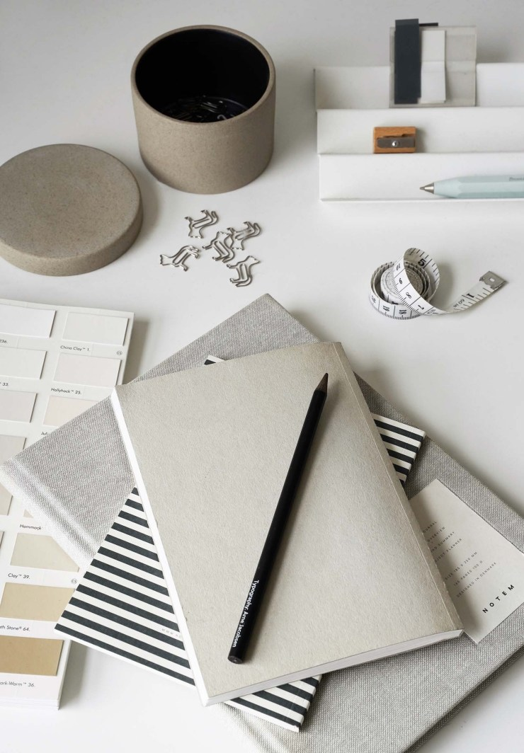 The Edit - stylish desk accessories for the minimalist home office   These Four Walls blog