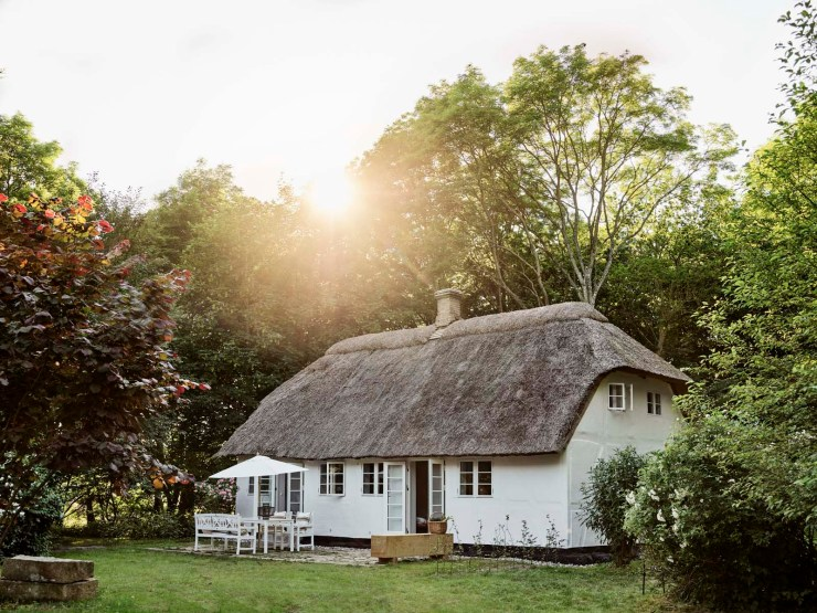 The Vipp Farmhouse - a rustic-minimalist holiday cottage deep in the Danish countryside   These Four Walls blog