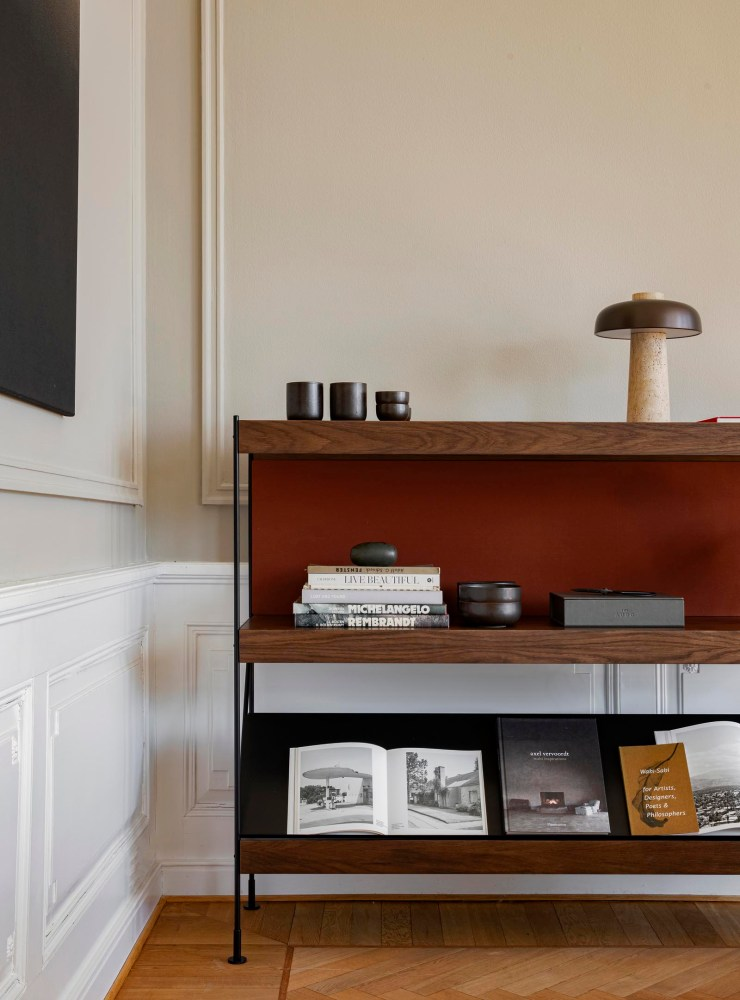 'Zet' - a minimalist modular storage system from Danish design brand Menu   These Four Walls blog