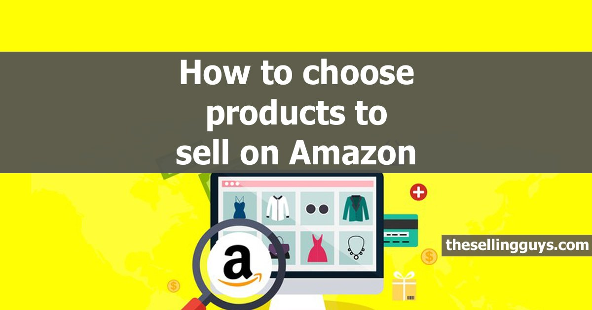 how do you sell on amazon