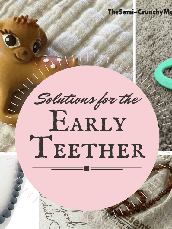 Fantastic Finds for the Early Teether