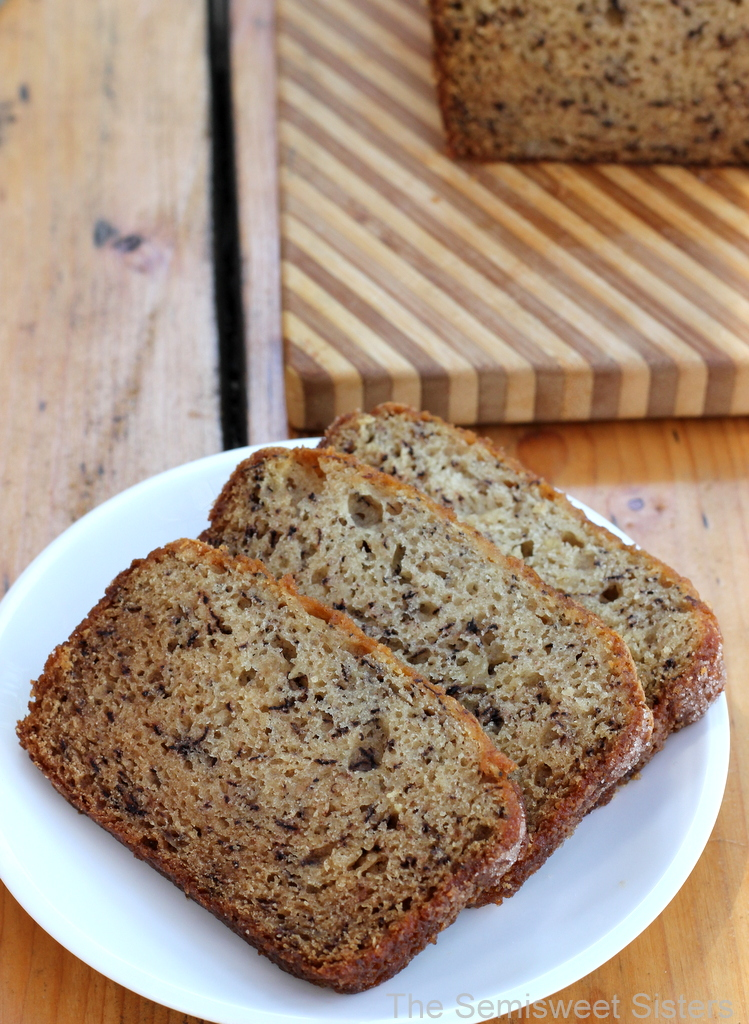 The Best Moist Banana Bread Recipe