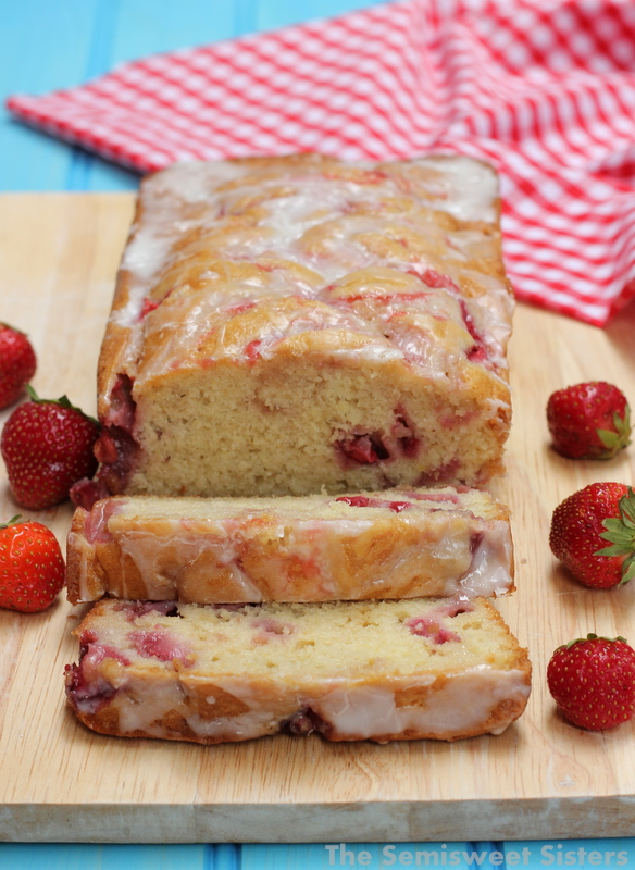 Strawberry Swirl Bread
