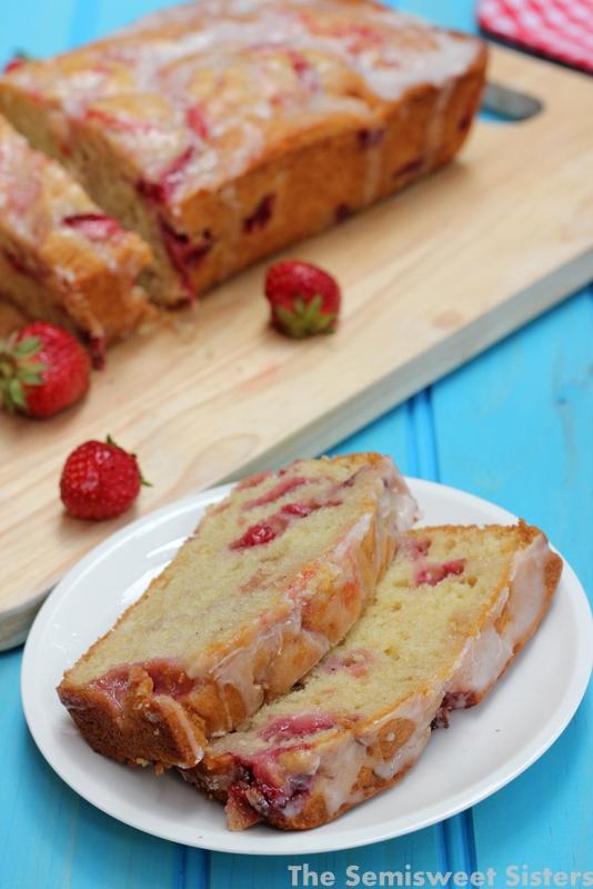Moist Strawberry Swirl Bread Recipe
