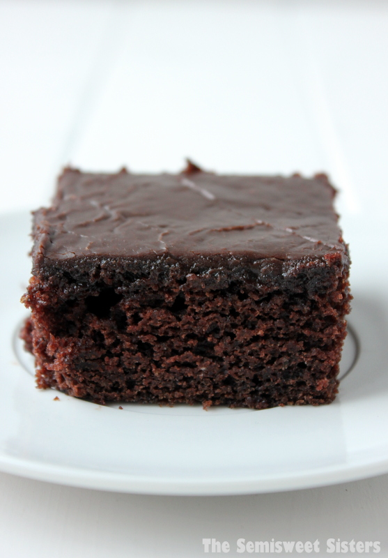 Chocolate Texas Sheet Cake Recipe