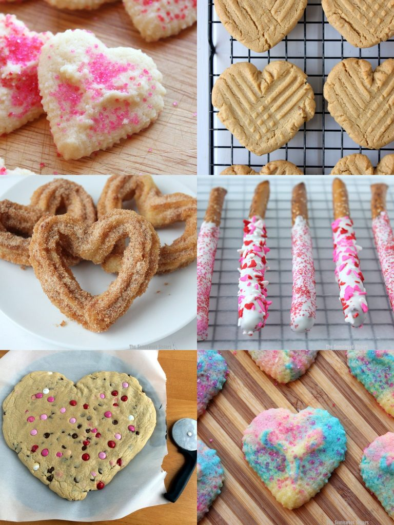 6 Valentine's Day Recipe Ideas