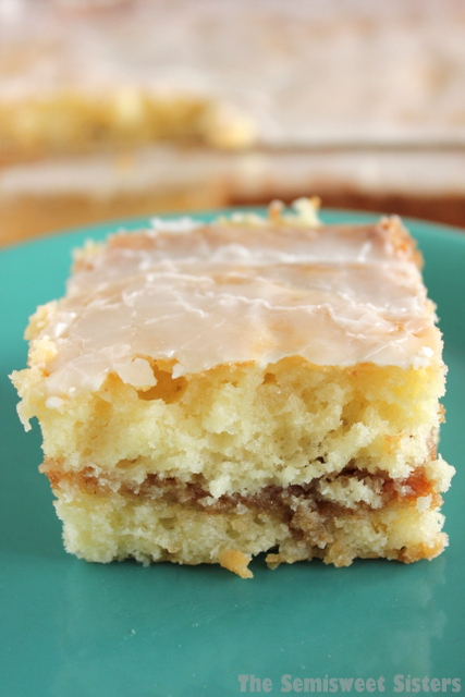 How To Make A Honey Bun Cake From Scratch