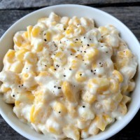 Crock Pot Cream Corn Recipe