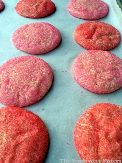 Sugar dipped Sugar Cookies Recipe