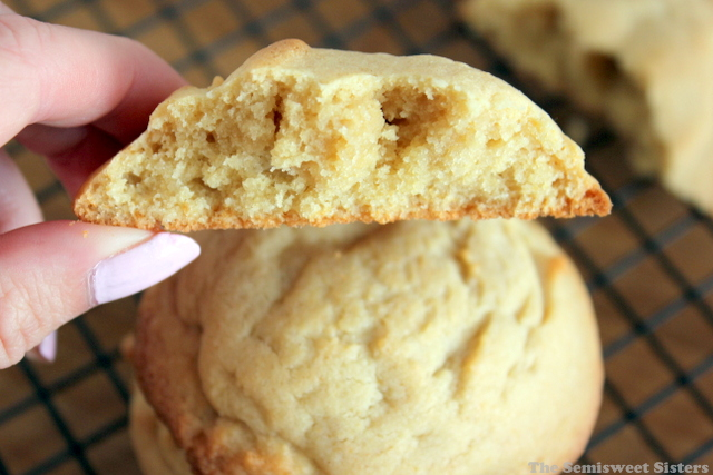 Soft Thick Brown Sugar Cookies