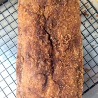 Butter Cinnamon & Sugar Loaf