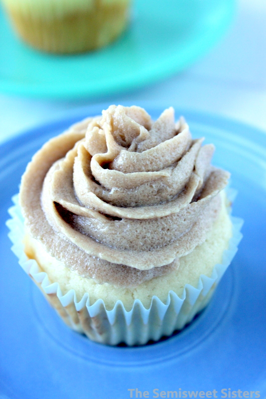Brown Sugar Frosting Made Without Powdered Sugar