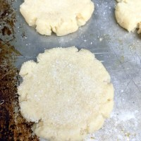 Shortbread Cookies 4 Ingredients