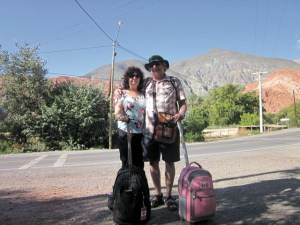 click here to view images of Humahuaca, Tilcara, Purmamarcas