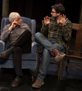 YWRM 10 Jean Marchand and playwright François Archambault _photo_AndréeLanthier