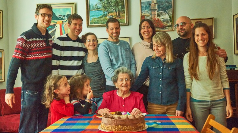 Because Of The Coronavirus Crisis Ruth S 102nd Birthday Party Was Postponed But Not Cancelled The Senior Times