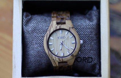 JORD Wood Watch + Giveaway
