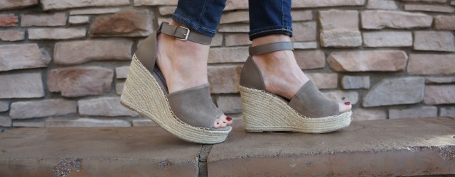 Chloe Marc Fisher Wedge Knockoff Dupe