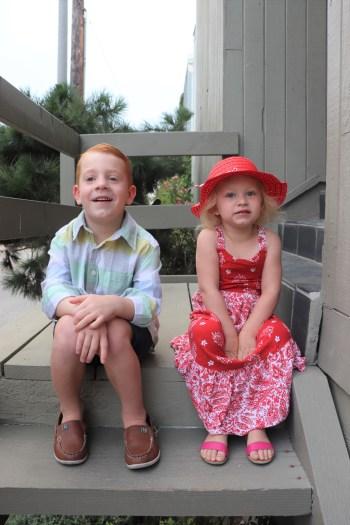 Kids clothing sale