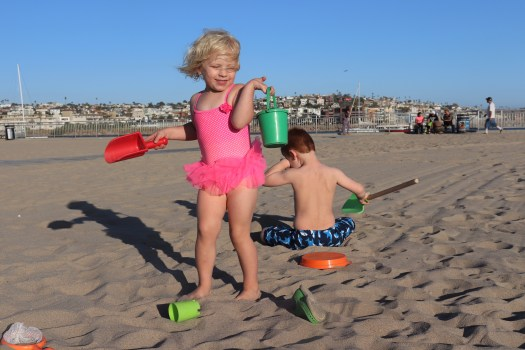 Toddler bathing suits