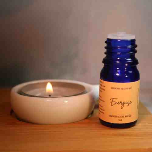 Energise aromatherapy blend from The Sensory Coach - the instant pick me up
