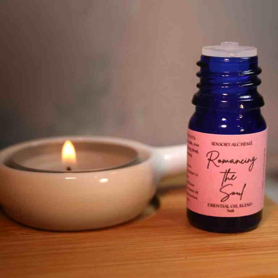 Romancing the Soul Romantic Aromatherapy Blend - 5ml