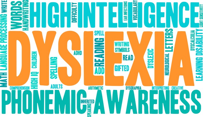 Dyslexia Awareness Month: Early Warning Signs