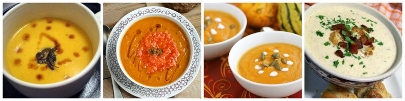 Gluten Free Thanksgiving Soup Recipes