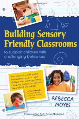Book: Building Sensory Friendly Classrooms to Support Children with Challenging Behaviors: Implementing Data Driven Strategies!
