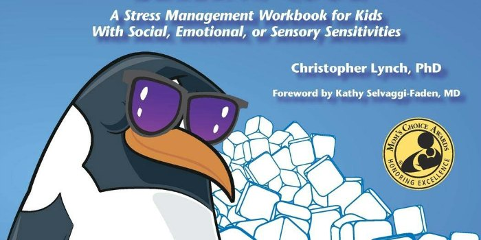Totally Chill: A Stress Management Workbook for Kids