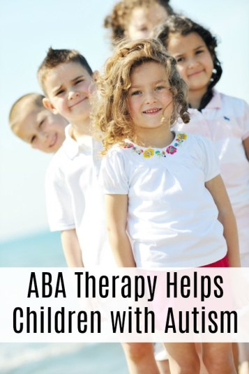 Research Shows ABA Therapy Help Children with Autism