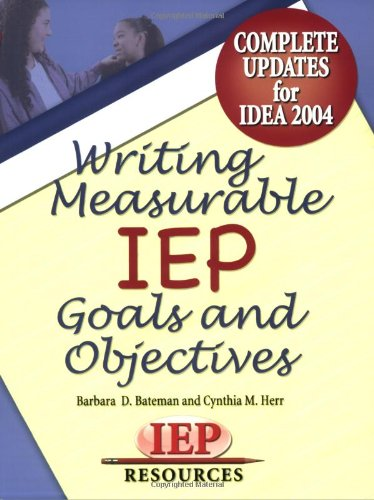 How To Write Iep Goals Guide For >> Writing Measurable Iep Goals And Objectives The Sensory Spectrum